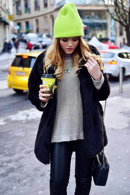 kış modası, kışın dikkat çeken kıyafetler, kış aylarında ne giyilmeli