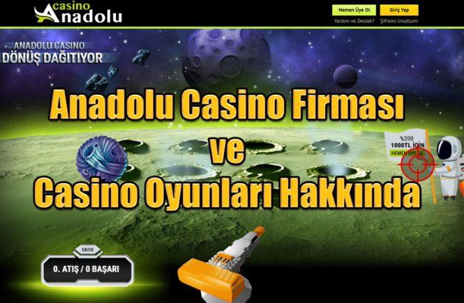 Anadolu Casino, AnadoluCasino, Casino Oyunları, Anadolu Casino Oyunları, Anadolu Casino Bonusları, Anadolu Casino Güvenilir Mi?, Anadolu Casino Giriş