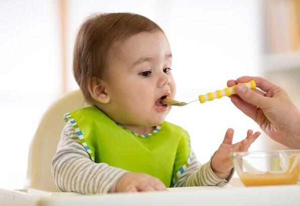 bebek beslenmesi