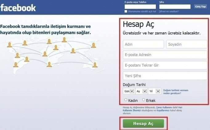 Facebook Hesabı Nasıl Ele Geçirilir?