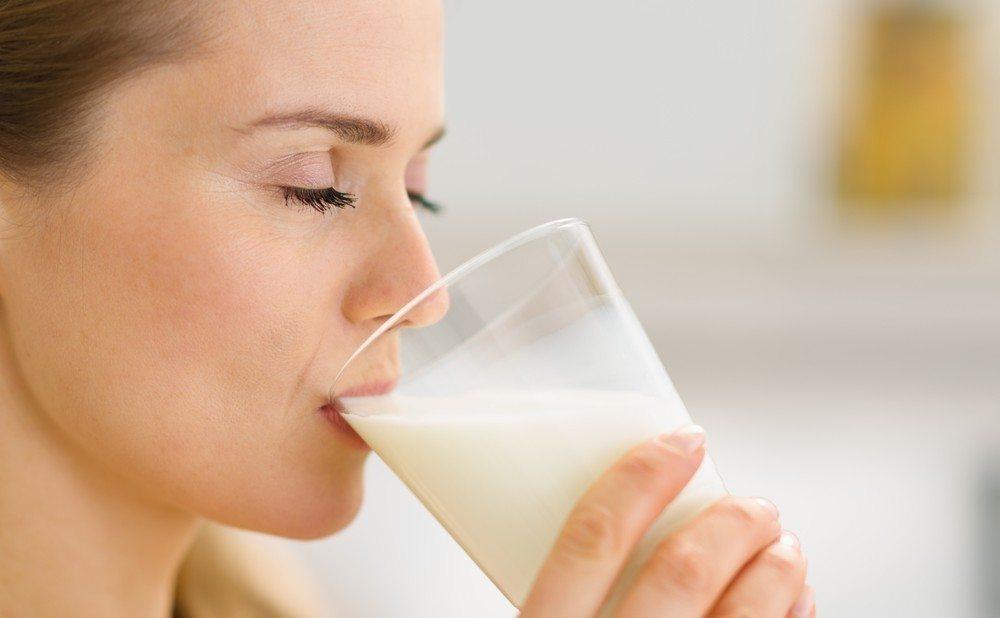 süt içme